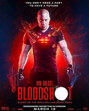 Bloodshot 2020 Dual Audio Hindi (Cleaned) 480p WEB-DL 300mb