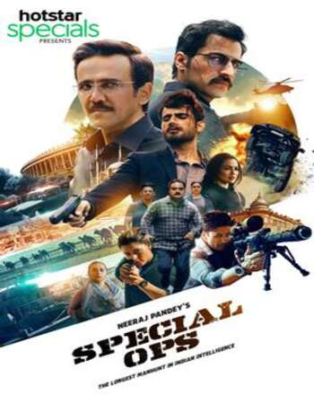 Special Ops 2020 Hindi Season 01 Complete 720p HDRip ESubs