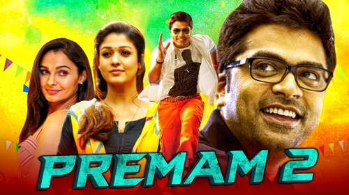 Premam 2 2020 Hindi Dubbed 720p HDRip x264