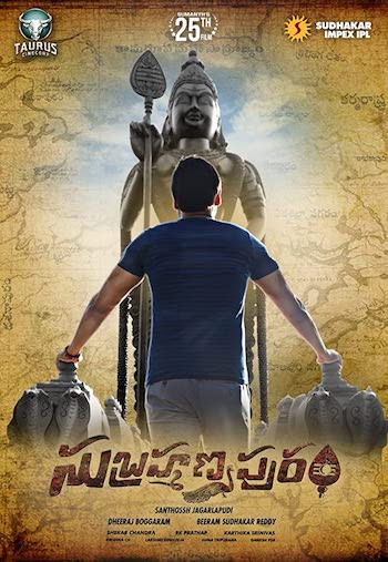 Subrahmanyapuram 2018 UNCUT Dual Audio Hindi 720p HDRip 1GB