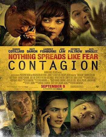 Contagion 2011 Hindi Dual Audio BRRip Full Movie 720p Download