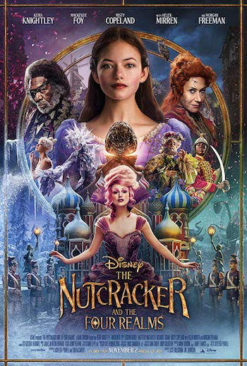 The Nutcracker and the Four Realms 2018 Dual Audio Hindi 720p HDRip 850mb