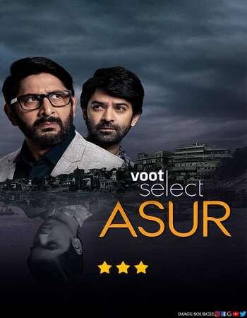 Asur 2020 Hindi Season 01 Complete 720p HDRip x264