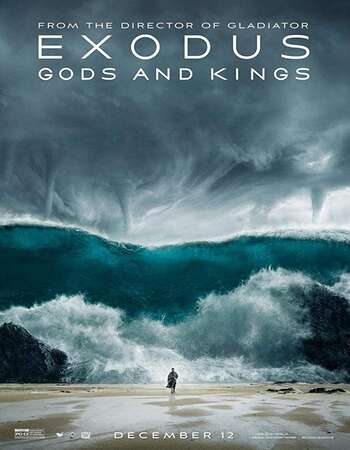 Exodus Gods and Kings 2014 Hindi Dual Audio BRRip Full Movie 720p Download