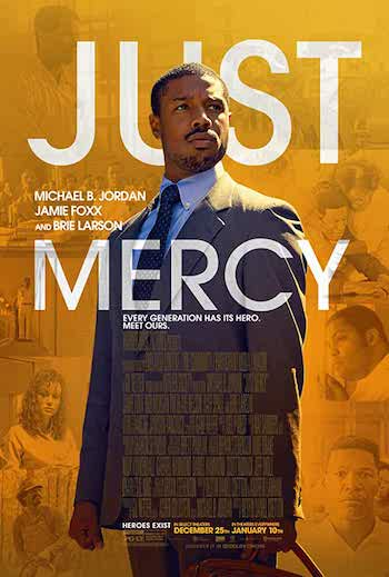 Just Mercy 2019 English 480p WEB-DL 400MB ESubs