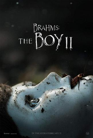 Brahms The Boy II 2020 English 480p HDRip x264 300MB HC-Subs