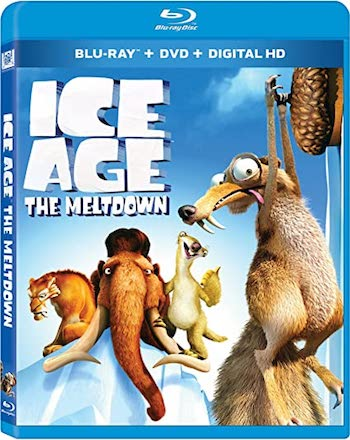 Ice Age – The Meltdown 2006 Dual Audio Hindi 720p BluRay 850MB