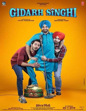 Gidarh Singhi 2019 Punjabi 720p HDRip ESubs