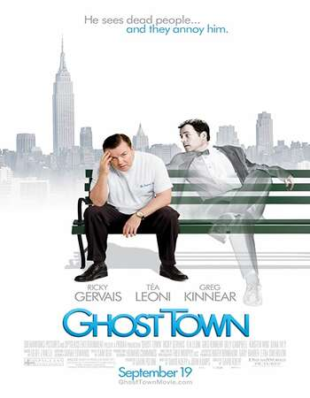 Ghost Town 2008 Hindi Dual Audio BRRip Full Movie 720p Download