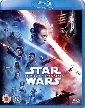 Star Wars Episode IX The Rise of Skywalker 2019 English 720p BRRip 1GB ESubs