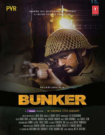 Bunker 2020 Full Hindi Movie 480p HDRip Download