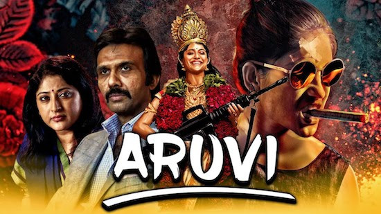 Aruvi 2020 Hindi Dubbed 720p HDRip x264