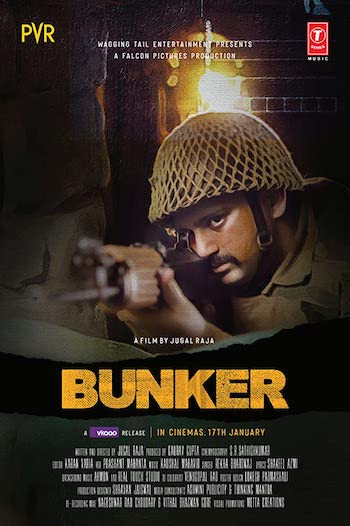 Bunker 2020 Hindi 720p WEB-DL 700mb