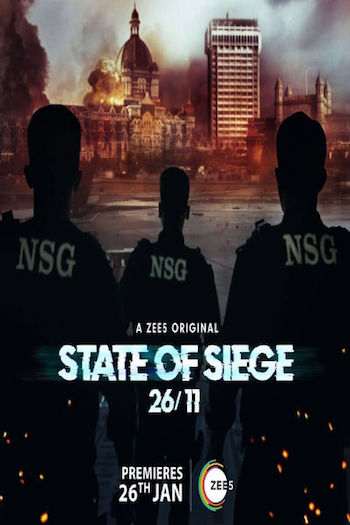 State of Siege 26/11 (2020) S01 Complete Hindi 720p WEB-DL 1.98GB