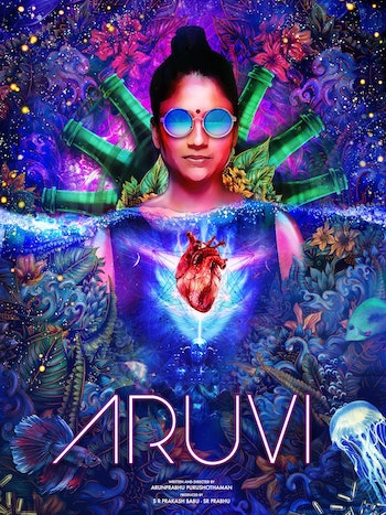 Aruvi 2020 Hindi Dubbed Full Movie Download