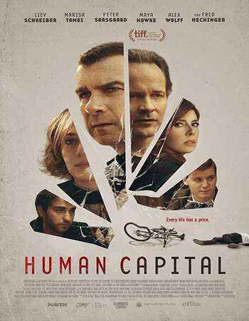 Human Capital 2019 English 720p Web-DL 850MB ESubs