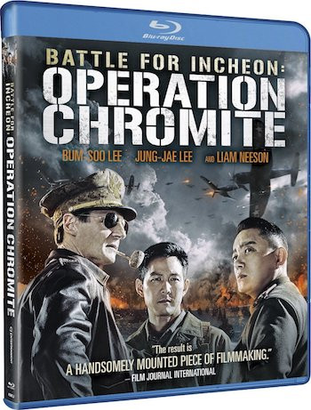 Operation Chromite 2016 Dual Audio Hindi 720p BluRay 950mb