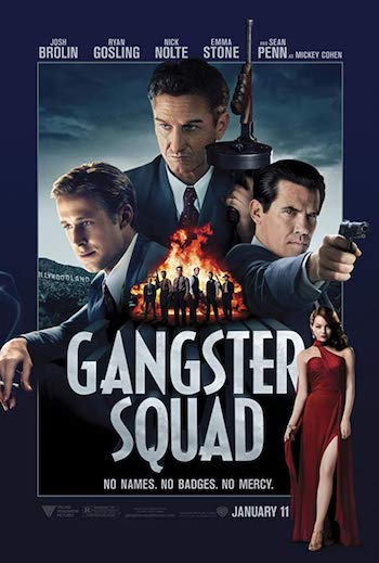 Gangster Squad 2013 Dual Audio Hindi Full Movie Download