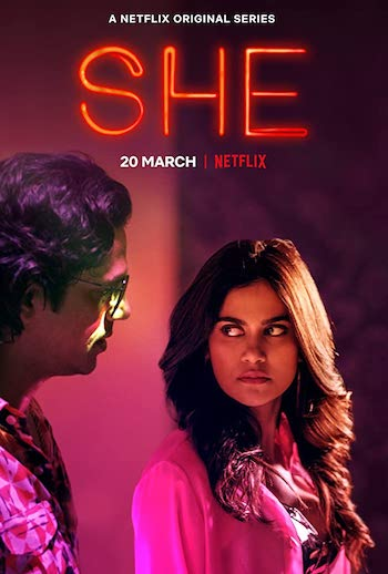She Season 01 HDRip 720p 480p Full Hindi Episodes Download