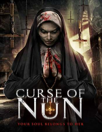 Curse of the Nun 2019 Hindi Dual Audio BRRip Full Movie 720p Download