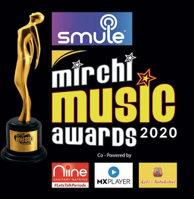 Mirchi Music Awards 23rd March 2020 500MB HDTV 480p