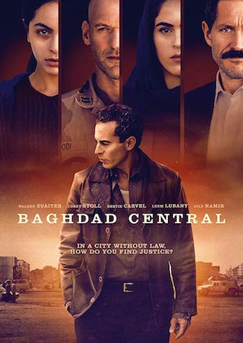 Baghdad Central 2020 S01 Complete Hindi 720p WEB-DL 2.35GB