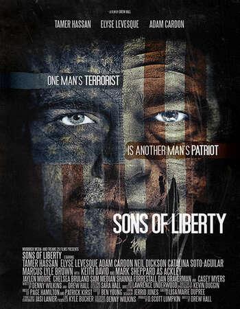 Sons of Liberty 2013 Hindi Dual Audio 720p Web-DL ESubs