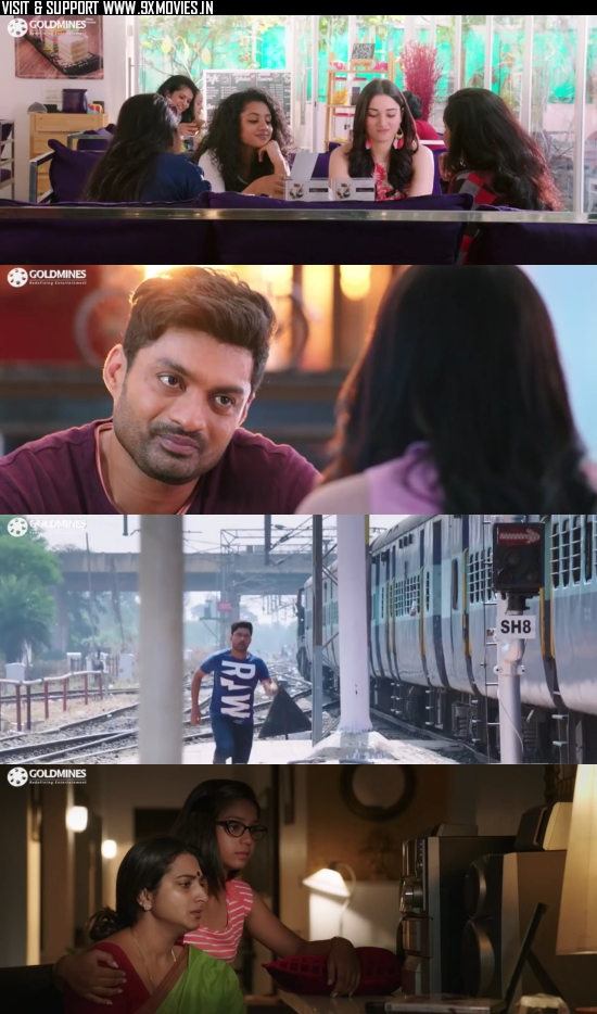 Diljala Aashiq 2020 Hindi Dubbed 480p HDRip 300MB