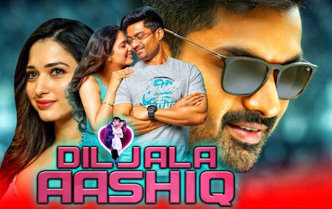 Diljala Aashiq 2020 Hindi Dubbed 720p HDRip x264