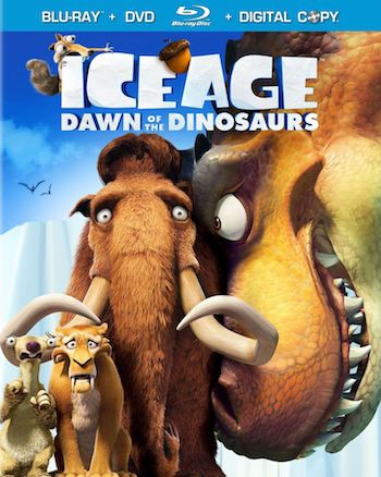 Ice Age – Dawn Of The Dinosaurs 2009 Dual Audio Hindi 720p BluRay 800mb