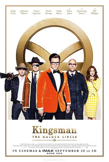 Kingsman the Golden Circle 2017 Dual Audio Hindi Full Movie Download