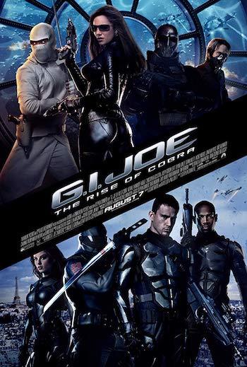 G.I. Joe The Rise Of Cobra 2009 Dual Audio Hindi English Web-DL 720p 480p Movie Download
