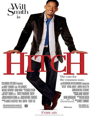 Hitch 2005 Hindi Dual Audio BRRip Full Movie 720p Download