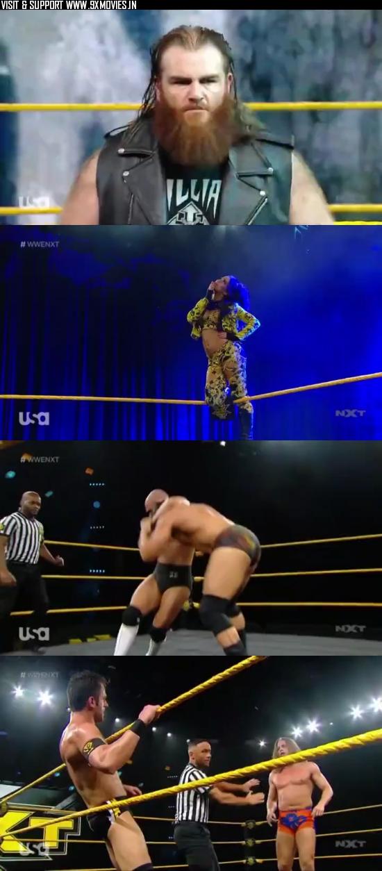 WWE NXT 25 March 2020 WEBRip 480p 300MB
