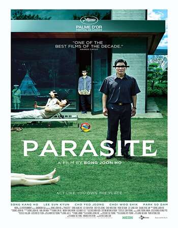 Parasite 2019 Hindi Dual Audio BRRip Full Movie 720p Download