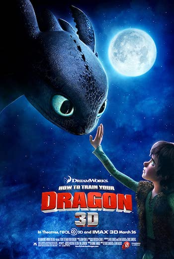 How To Train Your Dragon 2010 Dual Audio Hindi English Web-DL 720p 480p Movie Download