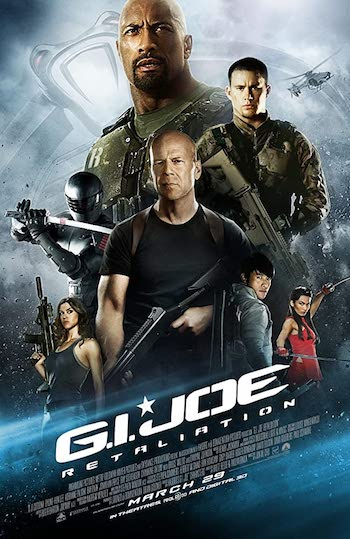 G.I. Joe Retaliation 2013 Dual Audio Hindi English Web-DL 720p 480p Movie Download