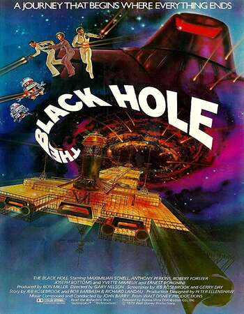 The Black Hole 1979 Hindi Dual Audio 720p WEBRip ESubs