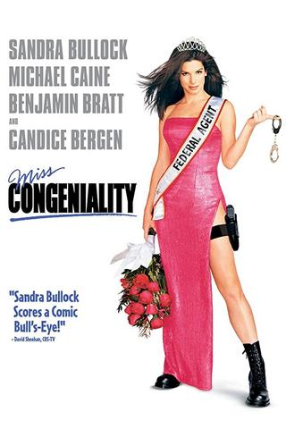 Miss Congeniality 2000 Hindi Dual Audio 480p BluRay x264 350MB ESubs