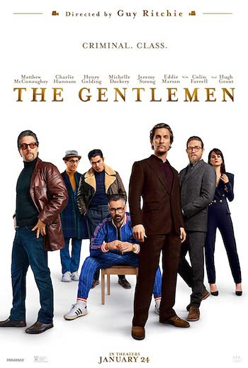 The Gentlemen 2019 English 720p WEB-DL 850MB ESubs