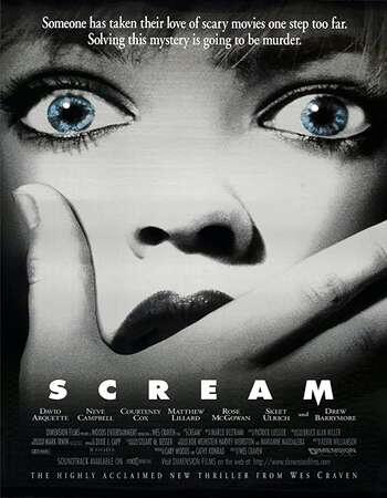 Scream 1996 Hindi Dual Audio 720p BluRay x264