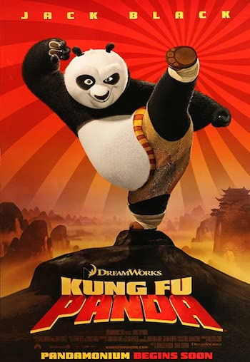 Kung Fu Panda 2008 Dual Audio Hindi English Web-DL 720p 480p Movie Download