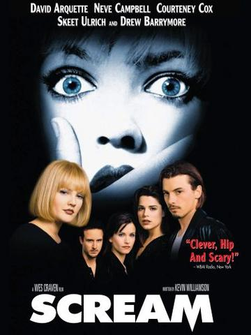 Scream 1996 Hindi Dual Audio 480p BluRay x264 350MB