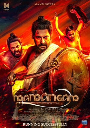 Mamangam 2019 Hindi Dubbed 720p WEB-DL 1.1GB