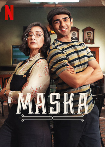 Maska 2020 Hindi 720p WEB-DL 850mb