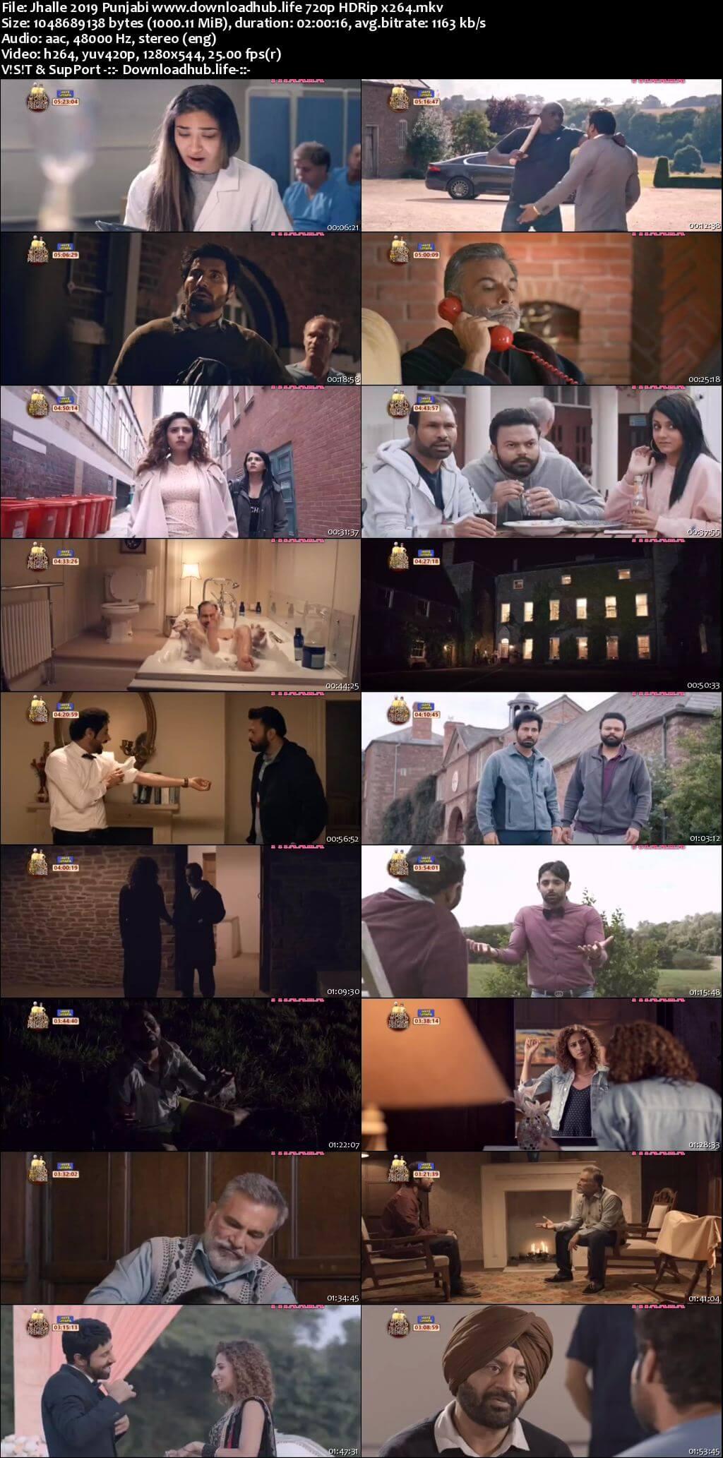 Jhalle 2019 Punjabi 720p HDTV x264