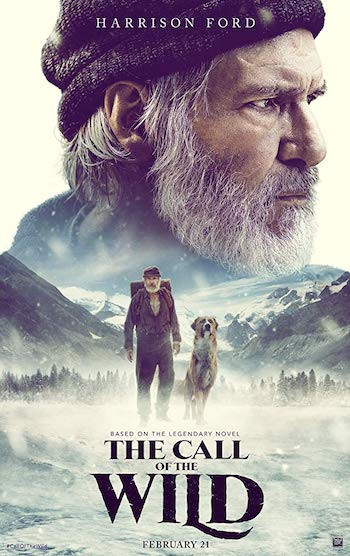The Call of The Wild 2020 English 720p WEB-DL 800MB ESubs