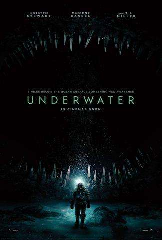 Underwater 2020 UnOfficial Hindi Dual Audio 480p WEB-DL x264 350MB