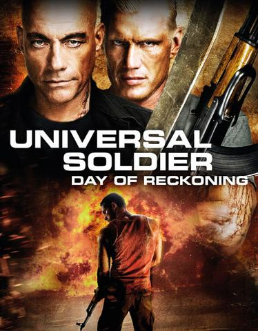 Universal Soldier Day of Reckoning 2012 Hindi ORG Dual Audio 480p BluRay 350MB ESubs