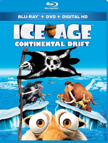 Ice Age – Continental Drift 2012 Dual Audio Hindi 720p BluRay 750mb